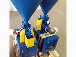 Экструдер зерновой трехфазный шнековый КЭШ-3
