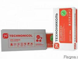 Экструдированный пенополистирол xps carbon eco 1180х580х50-l