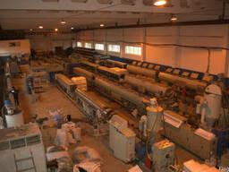 Экструзионная трубная линия 110мм - 315мм