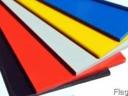 Экструзионные листы ПВХ Trovidur® EN 50х1000х2000 цвет серый