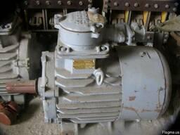 Эл. двигатель 2АИМС160МВ2У2, 5, 15кВт, 3000 об/мин, ВЗ.
