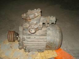 Эл. двигатель 7,5квт/960 об. взривник