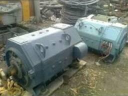 Эл двигатель Постоянного тока