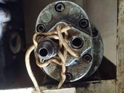 Эл двигатель типа мт 63- в сборе с насосом давл 5кг/см2