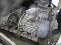 Эл. двигатель взрывозащищенный АИУ132М2У2, 5 11 кВт 3000 об/ми