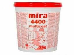 Эластичная гидроизоляция для влажных помещений Mira 4400 mul