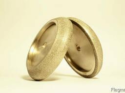 Ельборове коло для заточки стрічкових пил (боразоновий)