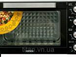 Электрическая духовка Rotex ROT450-B (45 л) - фото 2