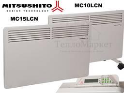 Электрические обогреватели конвекторного типа от ТМ Mitsushi