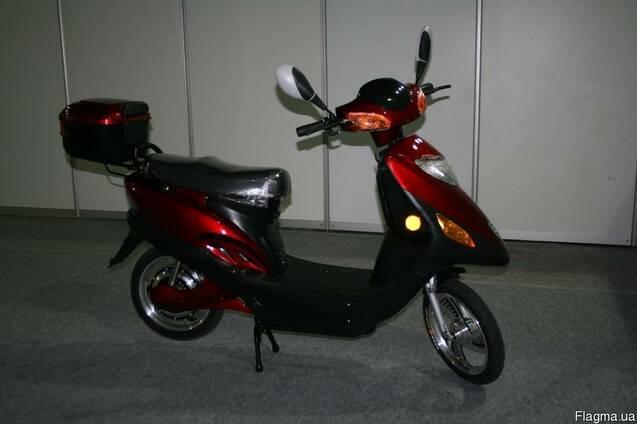Электрические скутера и велосипеды