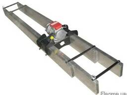 Раздвижная виброрейка 3-5 м для укладки бетона