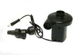 Электрический насос компрессор для матрасов 220V Air Pump. ..