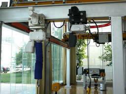 Электрический подъемный кран типа Clean