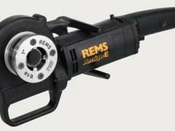 Электрический резьбонарезной клупп Rems Амиго E