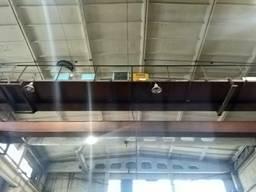 Електро-мостовий кран в / п = 10т дл. = 16, 5м
