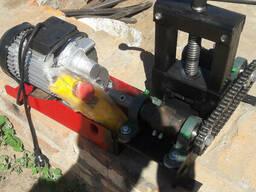 Электро трубогиб с электроприводом