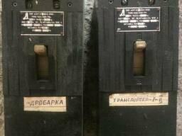 Електроавтоматы трьохфазные б/у 20 - 630 Ампер