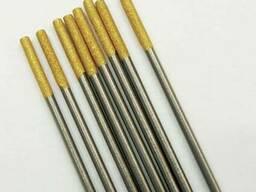Электрод вольфрам чистый ГОСТ 23949-80, Диаметр 1,0-10,0 мм