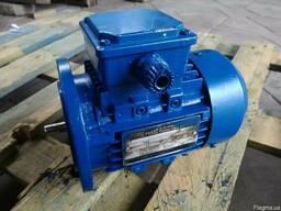 Электродвигатель 0,18 кВт 1000 об/мин 220/380В електродвигун