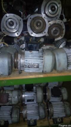 Электродвигатель 0.37квт 3000 обр. мин.