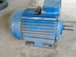 Электродвигатель 120 кв