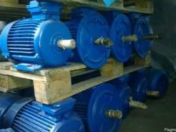 Электродвигатель 22,0 кВт 1500 об/мин