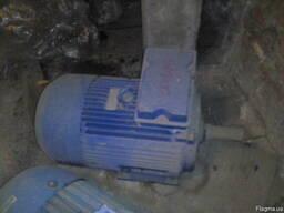Электродвигатель 3-х фазный АИР160S2 15/3000 М1081