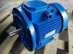 Электродвигатель 3 кВт 1500 об/мин 380В електродвигун АИР100