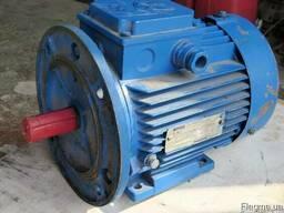 Электродвигатель, 3 квт. /3000 об. /мин