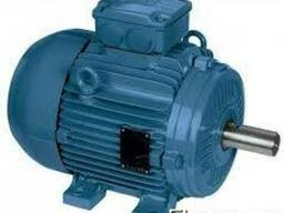 Электродвигатель 4 кВт 3000 об в минуту, АИР100S2