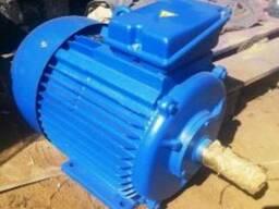 Электродвигатель 4АМ-160-М4. 18. 5 кВт. 1500 об. м.