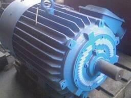 Электродвигатель 4АМ 315S4 (160 кВт, 1500 об/мин)