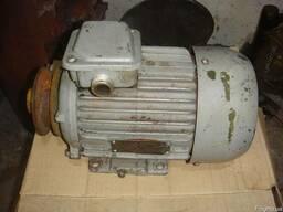Электродвигатель 4АМ 80 В4 1,5 кВт 1500 об/мин