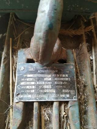 Электродвигатель 4АМ200L2. 45 квт. 2940 об. мин.