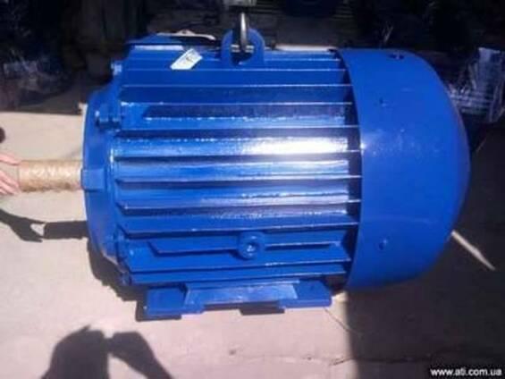 Электродвигатель 4АМ280S6 75кВт 1000об/мин. .