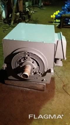 Электродвигатель 4АМН280 160 кВт 3000 об. в мин