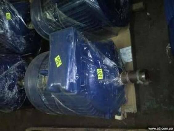 Электродвигатель 4АМУ 225М4 55кВт 1500об 380/660