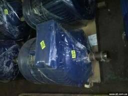 Эл двигатель АИР225М2 55кВт 3000 об/мин л