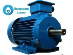 Электродвигатель 5, 5 кВт 1500 об/мин АИР112М4 купить 5, 5 кВт