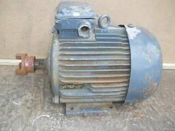 Электродвигатель 5. 5 квт 960 об. мин