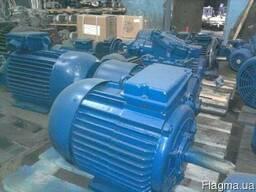 Электродвигатель 55 квт, 90,110,132,160 кв. 3000-1500 об. бу