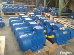 Электродвигатель 132 кВт в Украине. Асинхронный двигатель