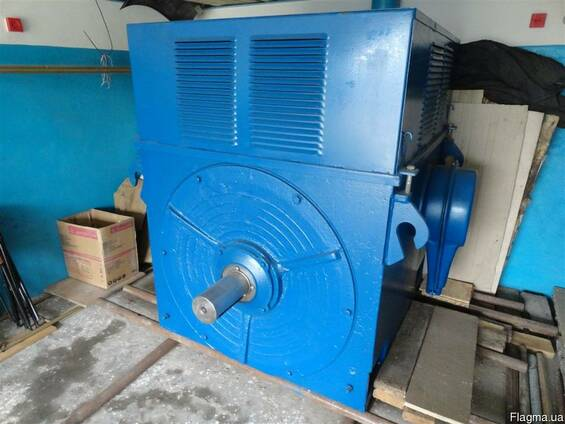 Электродвигатель А4-450Х-8 400кВт/750 6кв