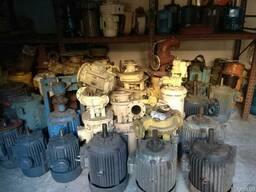 Электродвигатель ABB M2AA 132 M4 7, 5 кВт 1500 об. /мин Цена