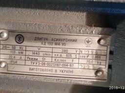 Электродвигатель АД132М4 11квт-1440об новый