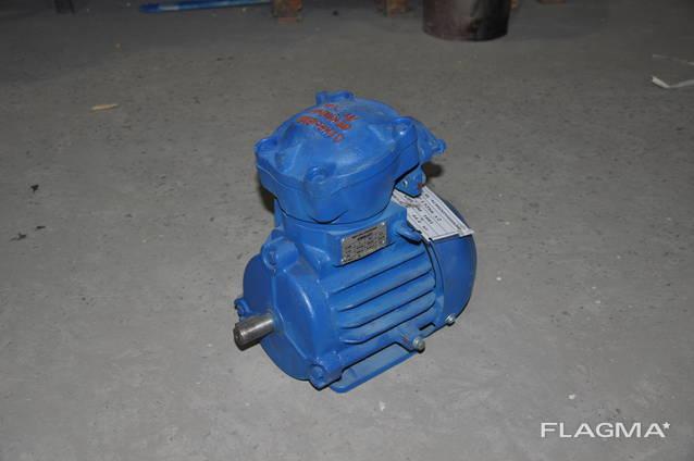 Электродвигатель АИММ90LA4 1,1квт 1500об. АИР80А4 АИР90L4