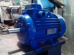 Электродвигатель 3 кв. 1410 об/мин.