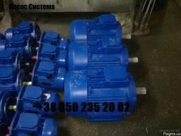 Электродвигатель АИР 160S4 15 кВт 1500 об/мин Украина продат