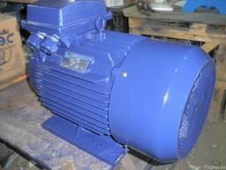 Электродвигатель АИР 315S8 380/660В лапы 90/750