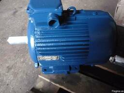 Электродвигатель 4АМ, 4АМА, АИР 100L8 (1, 5кВт, 700 об/мин)